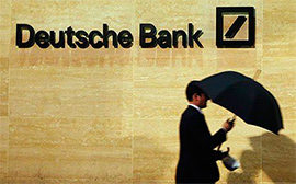 Deutsche Bank to pay £1.9bn to settle law suit