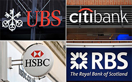 Banks pay out £166bn over 6 years