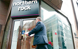 Goverment complete £13bn Northen Rock mortgage sale