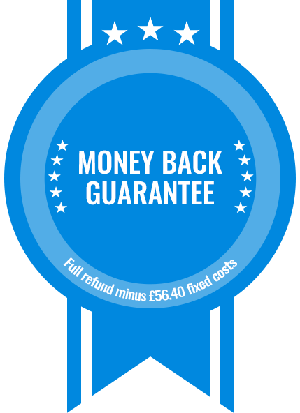 Take advantage of the Money Back Guarantee