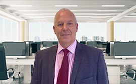 Stephen Swain - Managing Director